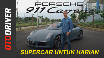 VIDEO: Porsche 911 Carrera Review | OtoDriver