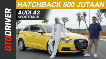 VIDEO: Audi A3 Sportback 2017 Review Indonesia | OtoDriver