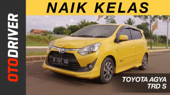 VIDEO: Toyota Agya 1.2 TRD S Review
