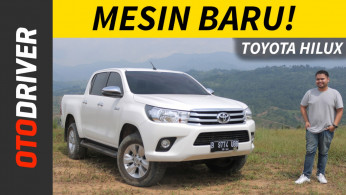 VIDEO: Toyota Hilux 2018 Review Indonesia | OtoDriver