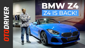 VIDEO: BMW Z4 2019 | First Impression | OtoDriver