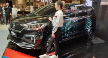 All New Ertiga Suzuki Sport Resmi Meluncur, Termurah RP 241 Juta