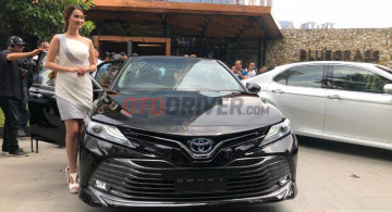 GALERI: Toyota All New Camry 2019 (18 Foto)