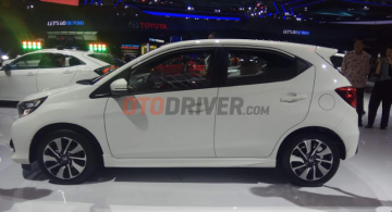 GALERI FOTO: All New Honda Brio 2018 (15 Foto)