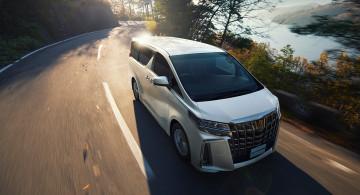 GALERI: Toyota Alphard Facelift 2018 (12 Foto)