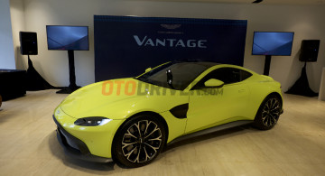 Aston Martin New Vantage Dapati Seabrek Ubahan (20 Foto)