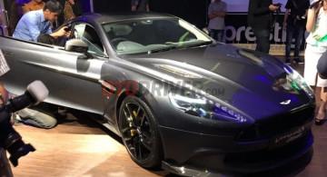 GALERI: Aston Martin Vanquish S Ultimate Seharga RP 14 Miliar (16 Foto)
