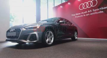 GALERI: Audi A5 Sportback 2021 (19 FOTO)