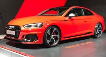 GALERI: Audi RS5 2018 di GIIAS 2018 (22 Foto)