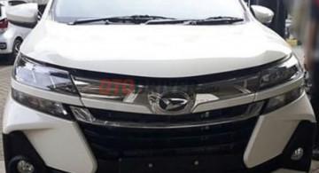Kumpulan Spy Shot Daihatsu Grand New Xenia