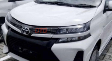 Kumpulan Spy Shot Toyota New Avanza 2019