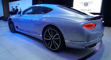 GALERI FOTO: Bentley Continental GT 2018 (21FOTO)