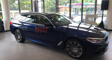 GALERI: BMW 5 Series Touring (21 Foto)