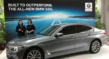 GALERI FOTO: BMW 520i Luxury Line CKD (20 Foto)