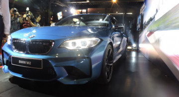 GALERI FOTO: BMW M2 Coupe Spek Indonesia