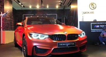 GALERI: BMW M4 Competition 2019 (18 FOTO)