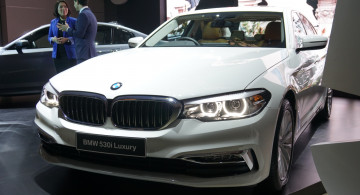 GALERI: BMW 530i Luxury Line (16 FOTO)