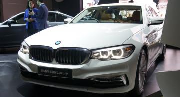 GALERI: BMW 530i Luxury Line (16 FOTO)