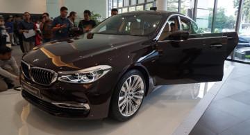 GALERI FOTO: BMW Seri-6 Gran Turismo (19 FOTO)