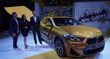 GALERI: BMW X2 Versi Indonesia 2018 (18 FOTO)
