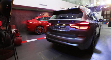 GALERI: BMW X3 M Competition Dan X4 M Competition (13 FOTO)