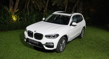GALERI FOTO: All New BMW X3 (24 FOTO)