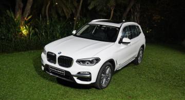 GALERI FOTO: All New BMW X3 (24 FOTO)