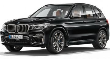 GALERI: BMW X3 2018 (19 FOTO)