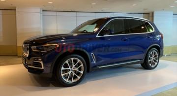 GALERI: BMW X5 xDrive40i xLine 2019 (23 Foto)