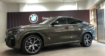 GALERI: BMW X6 2020 (21 FOTO)