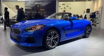 GALERI: BMW Z4 2019 (27 Foto)