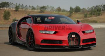 Pertemuan OtoDriver dengan Bugatti Chiron Sport (16 Foto)