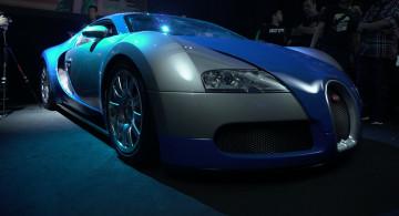 GALERI FOTO: Bugatti Veyron 16.4 Di Indonesia (18 Foto)