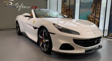 GALERI: Ferrari Portofimo M (24 FOTO)