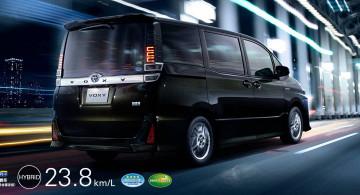 GALERI: Inilah Wujud Utuh Toyota Voxy Sang Pengganti Nav1 (17 FOTO)