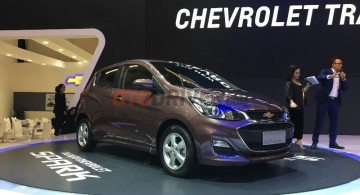GALERI FOTO: Chevrolet Spark Premier Facelift 2018 (11 Foto)