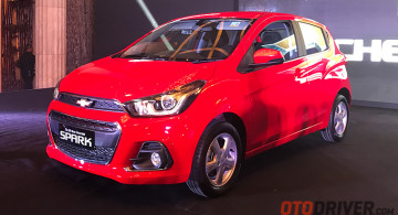 GALERI: All New Chevrolet Spark 2017 (17 FOTO)