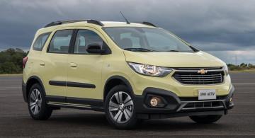 Chevrolet Spin Terbaru Bersiap Muncul dengan Tampilan Lebih Keren (11 Foto)