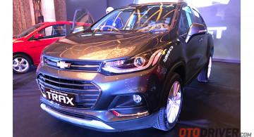 GALERI: Chevrolet Trax Facelift 2017 (16 FOTO)