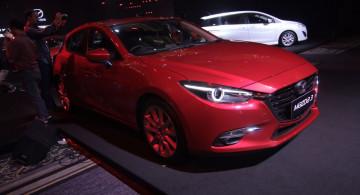 Mazda3 Hatchback 2017 Meluncur Di Indonesia (13 Foto)