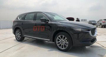 GALERI: Mazda CX-8 2019 (21 FOTO)