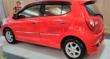 GALERI: Daihatsu Ayla 1.000 CC Facelift (20 Foto)