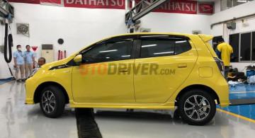 GALERI: Daihatsu Ayla Facelift 2020 (20 FOTO)