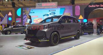 Daihatsu Xenia Sport Concept Bisa Jadi Inspirasi Modifikasi