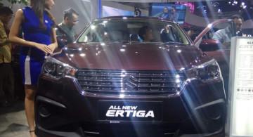 GALERI: Suzuki Ertiga Model Baru (25 Foto)