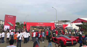 GALERI: Ferrari Festival of Speed 2017 (22 FOTO)