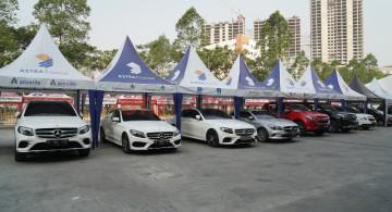 Inilah Mobil-Mobil yang Bisa Anda Test Drive Di GIIAS 2018