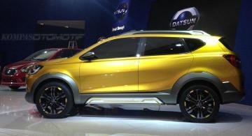 GALERI FOTO: Datsun Go-Cross Concept (13 Foto)
