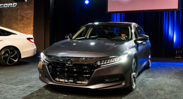 GALERI: Honda Accord Turbo 2017 (14 FOTO)