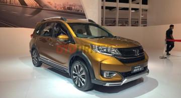 GALERI: Honda BR-V Facelift 2019 (20 Foto)